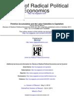Review of Radical Political Economics 2012 Wilson 201 12