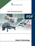 Global Haditech - Bulk Handling Equipments Brochure