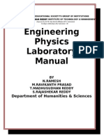 engineering physics lab manual optical fiber diffraction rh scribd com Physics Lab Manual Loyd PDF Loyd Physics Lab Manual