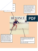 Beyonce Magazine Analysis