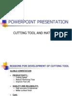cutting-tool PRESENTAION