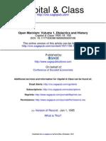 Capital & Class 1995 Articles 156 8