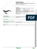 TWDXCAFD010 Document