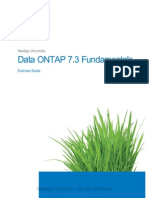 data ontap student guide