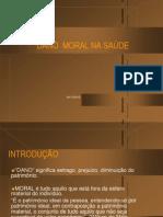 Dano Moral - 7ª aula2010