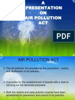 Air Pollution Act