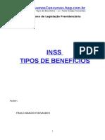 Prev-InSS Beneficios Paulo