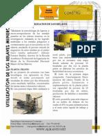 Presentacion Planta Piloto Utilizacion de Relaves