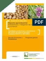 Resultados productivos y económicos del cultivo de soja en Tucumán campaña 201213 vs 201112..pdf