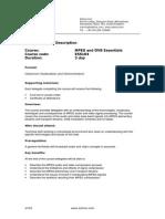 MPEG and DVB Essentials