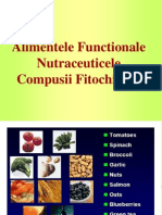 Alimente Functionale Si Nutraceuticele