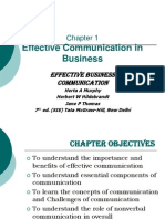 Introduction to business communication...