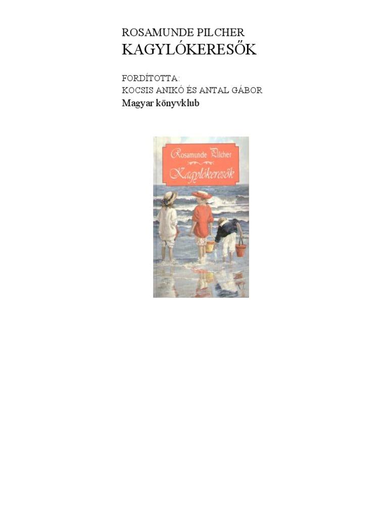 Kagylokeresok - Rosamunde Pilcher e55ff01119