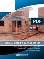 Manual de Pequenas Obras [CREA-GO]