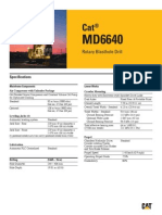 MD6640 Ex 49HR Brochure