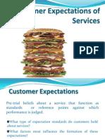 Consumer Expectation