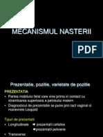 prezentatii pozitii obstetricale