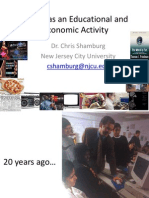 Remix as an Economic and Educational Activity