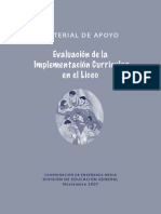 .Eval implementacion de la gestión curricular Original