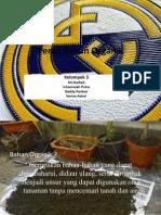 PPT Peran Bahan Organik