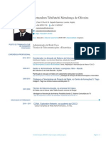 CV Metuzalem de Oliveira