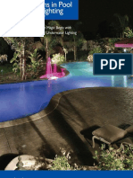 Automated Color-Changing Pool & Spa Lights