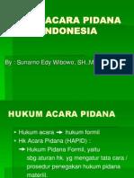 Presentasi HK Ac. Pidana