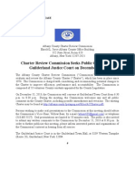 Charter Review Commission Seeks Public Comment at Guilderland Justice Court on December 11th