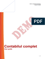 Contabilul Complet Demo
