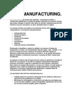 Lean Manufacturing 1
