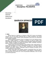 Baruch Spinoza 27set2013...