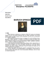 Baruch Spinoza 27set2013...