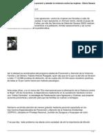 25/11/13 Diarioaxaca Refuerza Sso Estrategias Para Prevenir y Atender La Violencia Contra Las Mujeres
