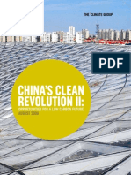 China's Clean Revolution II