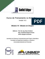 Solid Edge 10 Sheetmetal