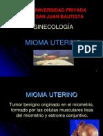 miomat. uterin 2012