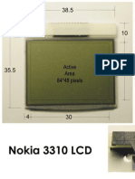 Nokia 3310 LCD Interface With AT89C51.