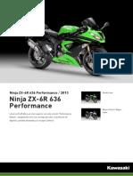 Ninja ZX-6R 636 Performance