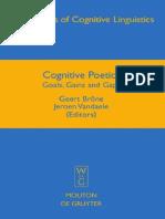 Cognitive Poetics Goals Gains and Gaps Applications of Cognitive Linguistics