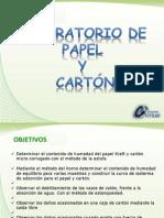 Laboratorio de Papel y Carton.pptx 2013.Ppteditado