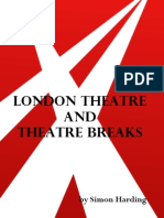 Welcome to London Theatres