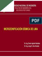 1.MicrozonificacionSismicadeLima