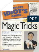 The Complete Idiots Guide to Magic Tricks.pdf