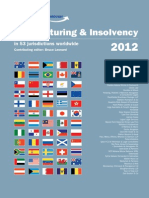 Insolvency Restructuring Article