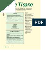 Tisane Contro i Disturbi Ginecologici