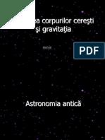 1 Gravitatia