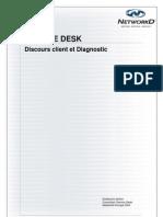 SD Discours Client et Diagnostic