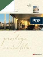 Brosur Kaca Film Gedung