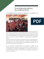 03/12/13 Enfoqueoaxaca Redobla SSO Acciones Preventivas Contra El Sida en Sierra Norte