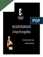 NelsonRodrigues Slides AulaLineu